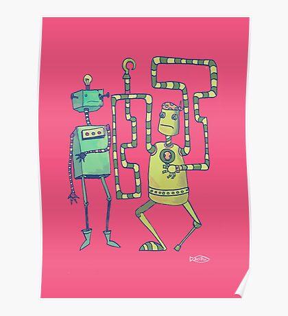 Robo Pirates! Poster
