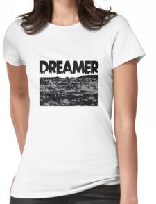 City Dreamer Womens Fitted T-Shirt