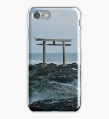 Ocean Shrine iPhone Case/Skin