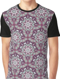 Ethnic ornament mandala pattern Graphic T-Shirt