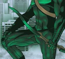 The Emerald Archer Sticker