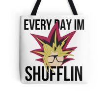 Everyday I'm Shufflin' Tote Bag