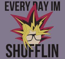 Everyday I'm Shufflin' Kids Clothes