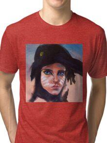 I'm  a Raven Tri-blend T-Shirt