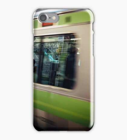 Every Three Minutes iPhone Case/Skin