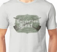 Longbottom Leaf Unisex T-Shirt
