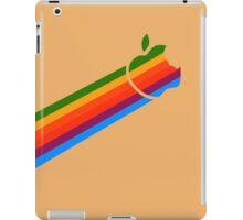 Apple retro strips iPad Case/Skin