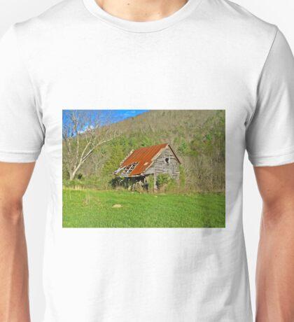 A Bit Drafty  Unisex T-Shirt