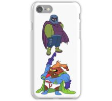 Beaver Heroes iPhone Case/Skin