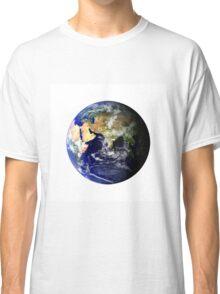 Earth Globe Classic T-Shirt