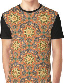 Ethnic ornament mandala pattern Graphic T-Shirt