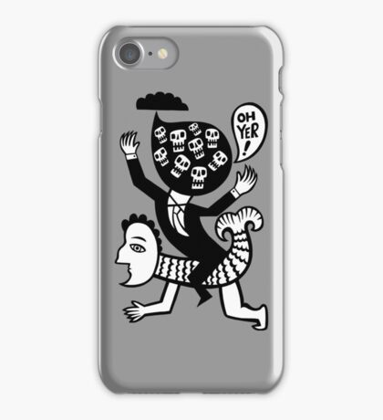Along for the ride iPhone Case/Skin