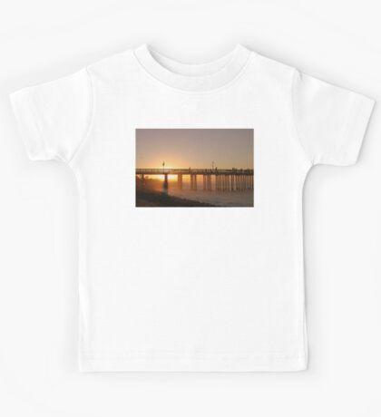 Sunrise Pier Ventura Kids Tee