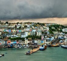 After the Storm - Brixham by StephenRB