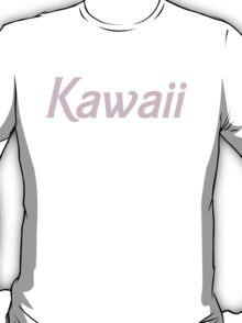 Kawaii - Pastel Pink T-Shirt