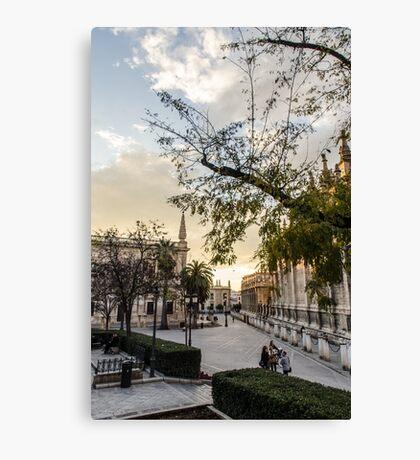Sevillian Sunsets Canvas Print