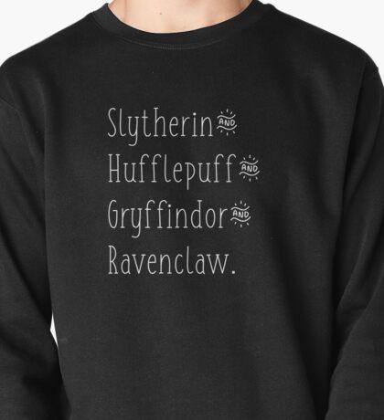 hogwarts houses Pullover