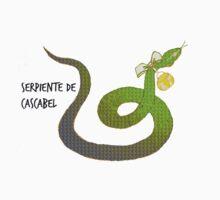 Serpiente de cascabel ja ja by JoAnnFineArt