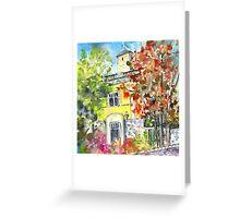 Bergamo Autumn 02 Greeting Card