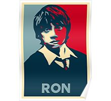I'm Ron. Ron Weasley Poster