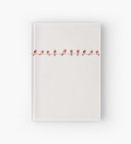 Robins Hardcover Journal