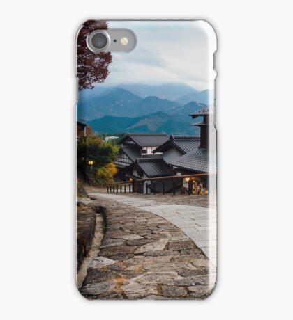 Magome iPhone Case/Skin