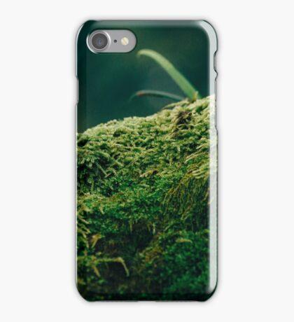 Japanese Moss iPhone Case/Skin