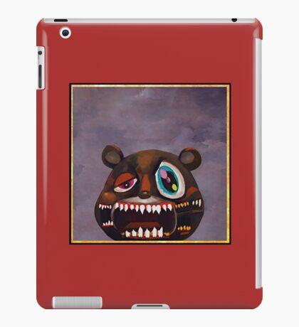 Kanye West - My Beautiful Dark Twisted Fantasy Bear iPad Case/Skin