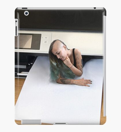 Driving Licence iPad Case/Skin