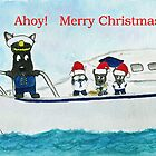 Ahoy! Captain Billy ' Merry Christmas' by archyscottie