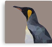 LP Penguin Canvas Print