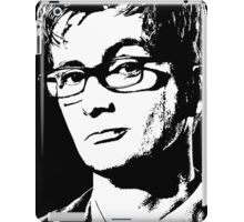 David Tennant: 10th Doctor iPad Case/Skin