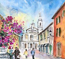 Bergamo Lower Town 01 by Goodaboom