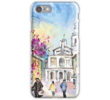 Bergamo Lower Town 01 iPhone Case/Skin