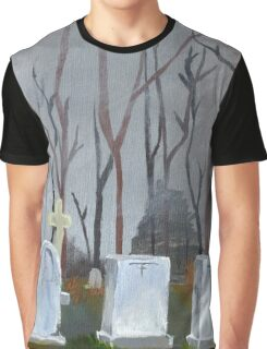 The Haunting Hour Graphic T-Shirt