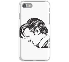 Matt Smith as The Doctor iPhone Case/Skin