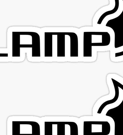 LAMP Stack Sticker