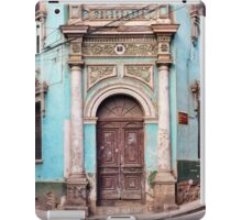 Doors of Bolivia - Elegant iPad Case/Skin