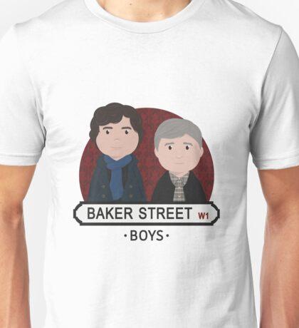 Sherlock - Baker Street Boys Unisex T-Shirt