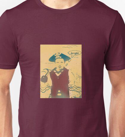 Argh! Unisex T-Shirt