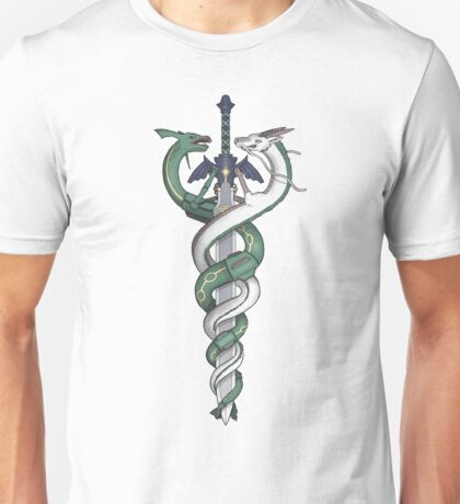Dragon Sword II Unisex T-Shirt
