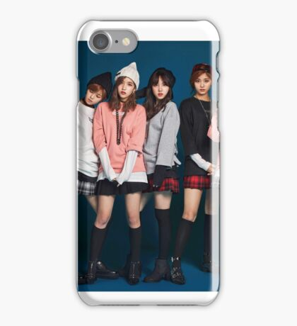 TWICE iPhone Case/Skin