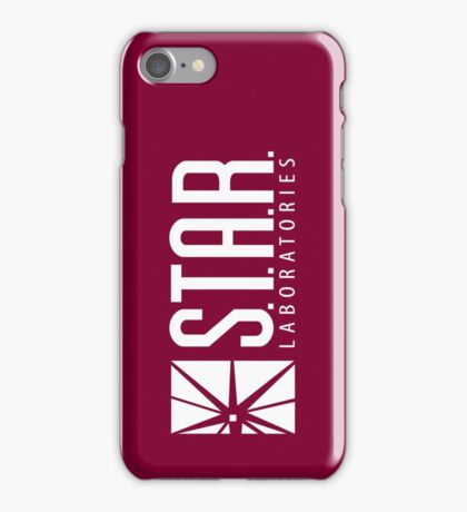 STAR labs • the Flash iPhone Case/Skin