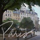 Paris by Sarah Butcher