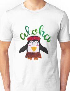 aloha penguin Unisex T-Shirt