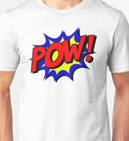 Comics - Pow Unisex T-Shirt
