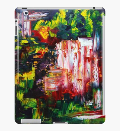 Finding My Haven iPad Case/Skin