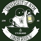 University of Nym TONBERRIES   FFXIV by srahhh