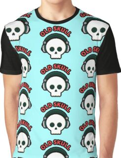 OLD SKULL Graphic T-Shirt