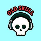 OLD SKULL by AnishaCreations